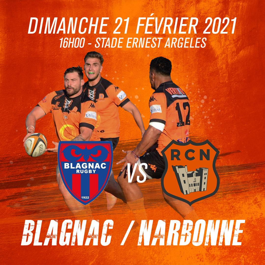 COMPOSITION D'EQUIPE BLAGNAC-RCN