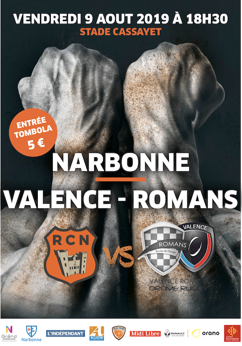 informations matches amicaux