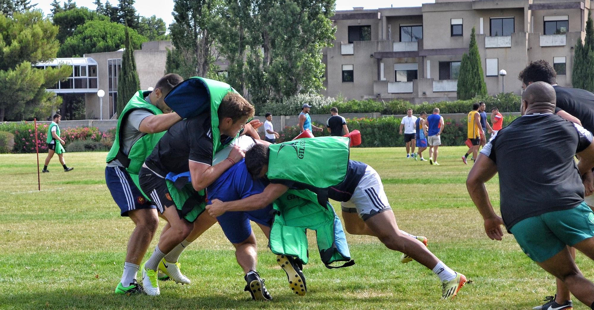 Planning des entraînements semaine du match face à Montauban