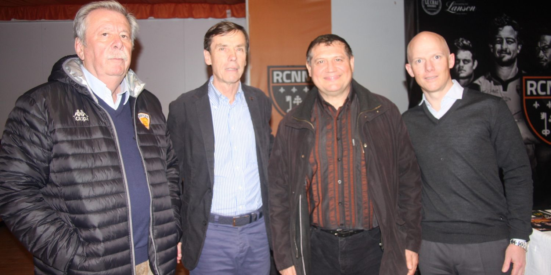 Eric Mellet au soutien du RCNM
