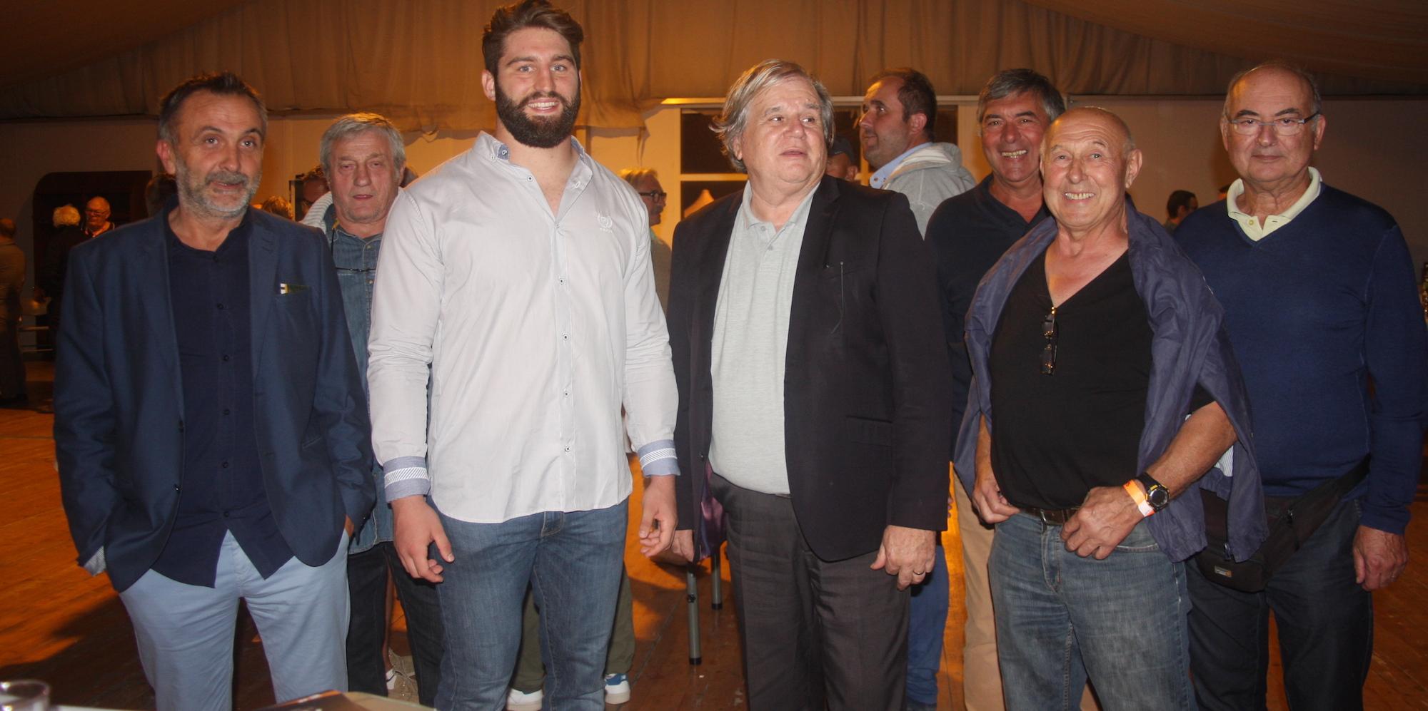 Tauch Corbières, invité du RCNM