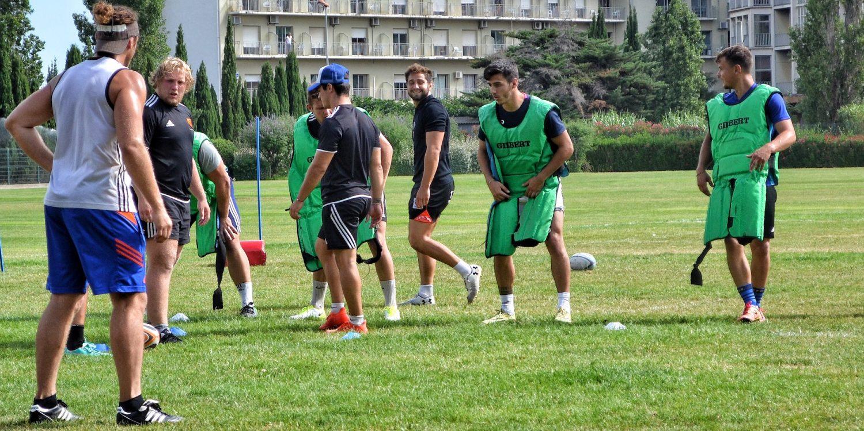 Planning des entraînements : semaine face à Grenoble