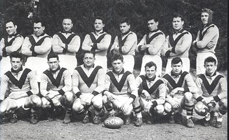 Histoire - 1952/1953