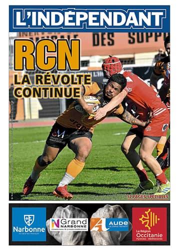 Le collector du RCN - La révolte continue