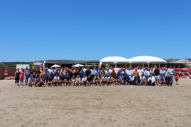 Journée de partage entre joueurs et partenaires du RCN !