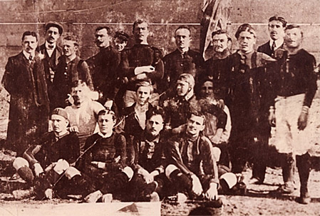 Histoire - 1907-1914