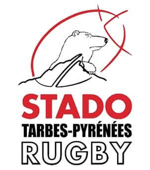 RCN - Logo de Stado Tarbes Pyrénées Rugby