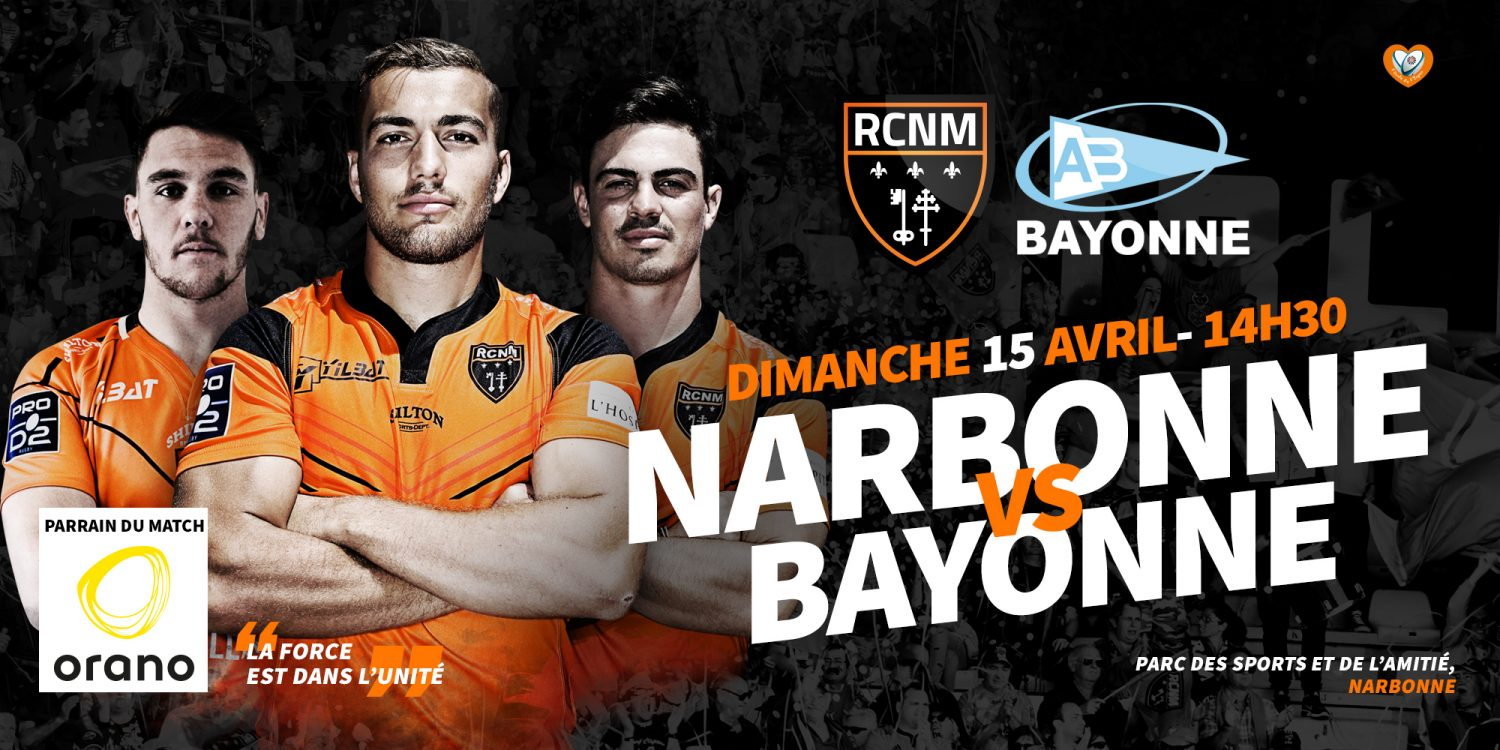 La composition pour le match face à Bayonne