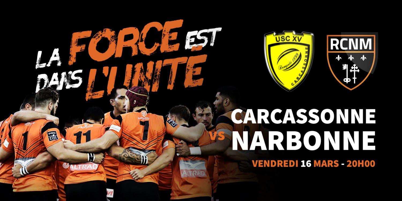 La composition pour le match face à Carcassonne